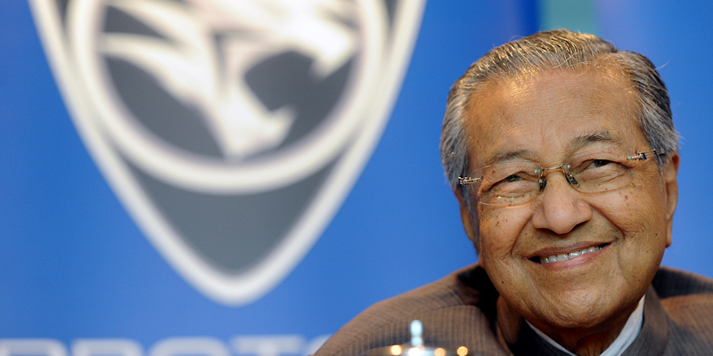 Mahathir-Proton